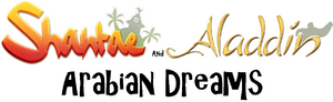 Shantae and Aladdin Arabian Dreams logo