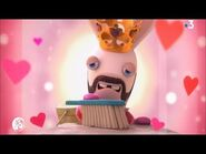 Princess Goatee Rabbid