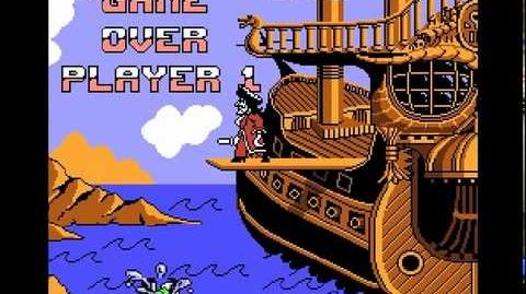Game Over Screens Nes - Part 1