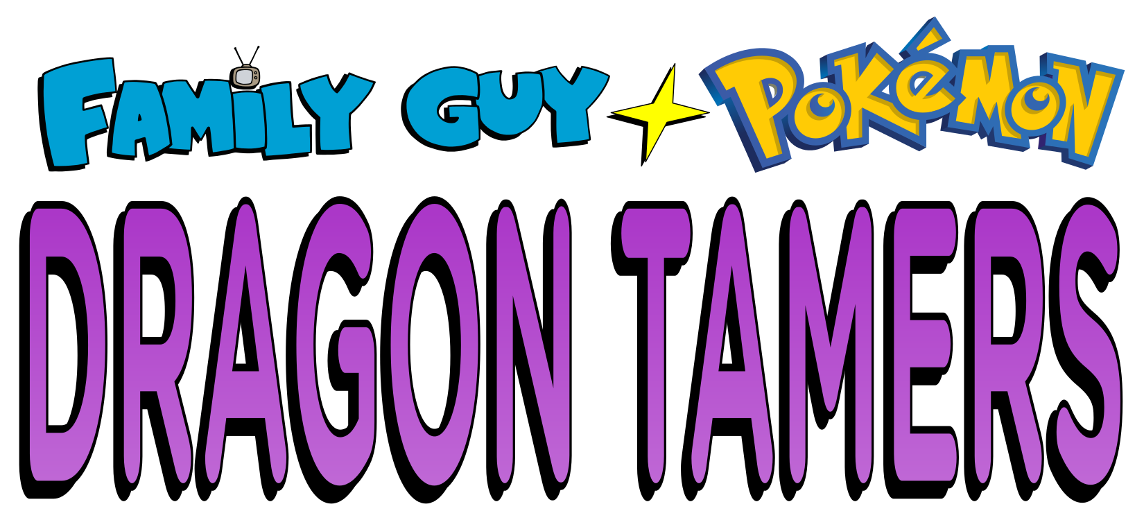 family guy pokémon dragon tamers fan fiction fandom powered