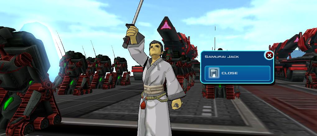 Samurai Jack | Fan Fiction | FANDOM powered by Wikia