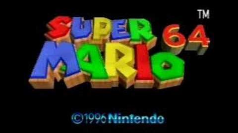 Super Mario 64 Music- Lethal Lava Land Desert