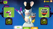 Rabbids Big Bang Upgrades