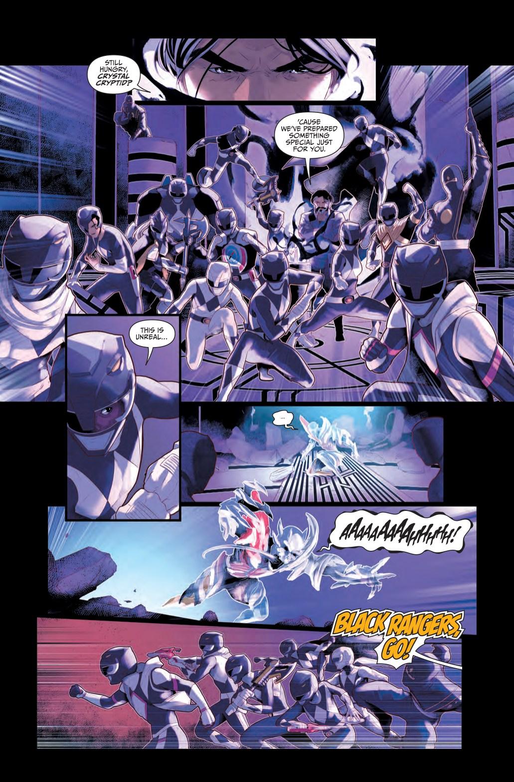 Power Rangers Adult Fan Fiction