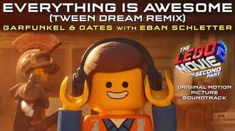 Everything Is Awesome (Collision Course version)