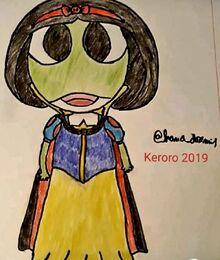 2019 Keroro as Snow White - Cast