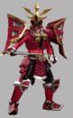 Shogun Battlizer (Red)