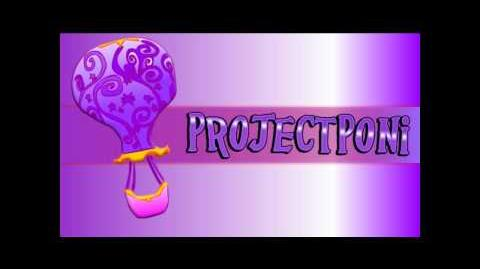 My Little Pony FiM - Project Poni Main Theme