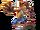 Crash Bandicoot - The Advatures of Crash Bandicoot (Made by Guy van Volen).png