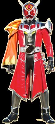 KR-Wizard FalcoMantle