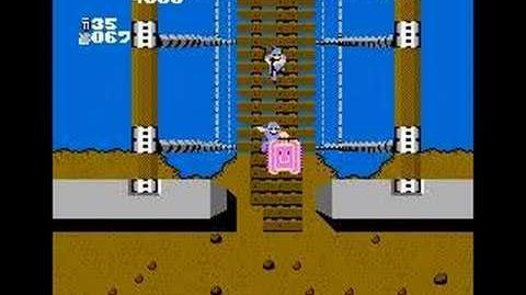 NES Game Over Screens