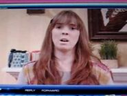 Nora appears on the icarly screan