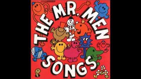 The Mr. Men Songs - Full Album (1979)