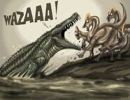 Wazaa by isismasshiro