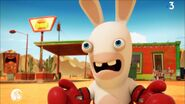 Boxing Rabbid