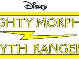Mighty Morphin Myth Rangers