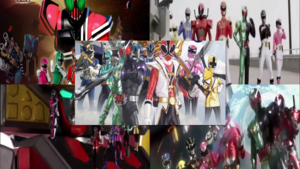 Power Rangers Samurai Teaser1