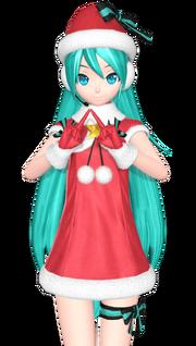 Christmas miku by malik hatsune dbyyx0s-pre