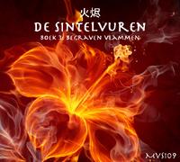 Cover SV, Begraven vlammen, boek 3