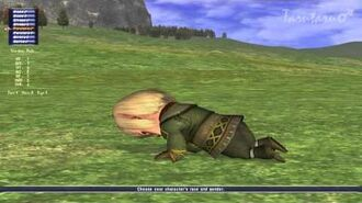Final Fantasy XI Online - Character Creation Intro's (HD)