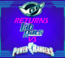 Gear Beasts Return: Lab Rats vs. Power Rangers