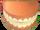 Lovelace's teeth
