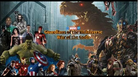 Guardians of the Multiverse Trailer (Fan-Made)