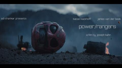 POWER RANGERS UNAUTHORIZED BOOTLEG UNIVERSE
