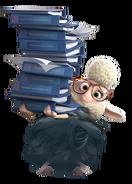 Helga the Sheep