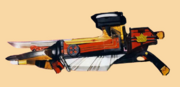 Super Bull Blaster