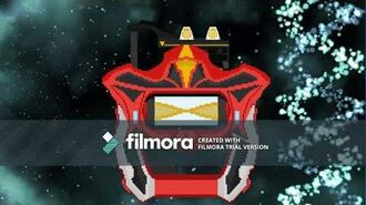 Ultraman Raijin Geed Electric Inventor Transform King's Ver