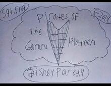 2019 Pirates of The Garuru Platoon logo - Bonus