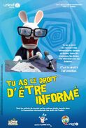 Tu as le droit detre informe