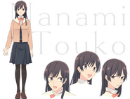 Touko Nanami Bloom Into You