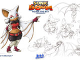 Rouge The Bat (Sonic Boom)