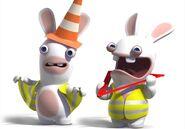 L les-lapins-cretins