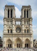 Notre Dame de Paris DSC 0846w