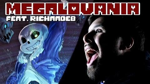 Undertale - Megalovania METAL Ver. - Caleb Hyles (feat. RichaadEB)