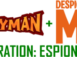 Rayman + Despicable Me: Operation: Espionage (Chapter 1)