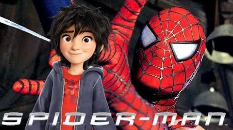 Disney•Pixar's Spider Man 2002 Trailer Parody