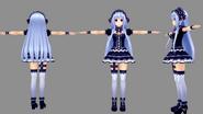 MMD Fairy Fencer F - Tiara