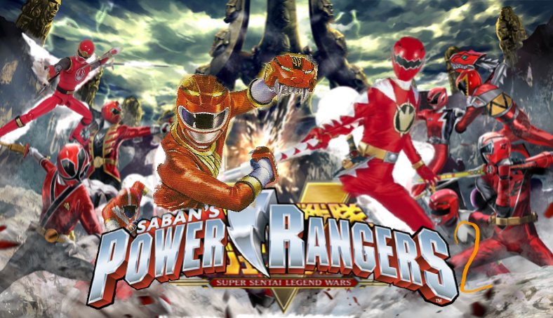 Red Rangers from Lost Galaxy, Lightspeed Rescue, Wild Force, Dino Thunder, SPD