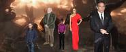 The Emperor, Cecil, Fearless Leader, Natasha, and Boris Return
