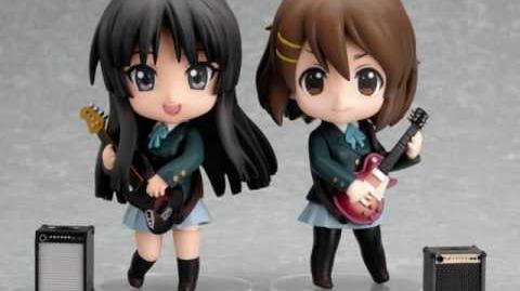 K-ON! Fuwa Fuwa Time (Mio and Yui tag team duet)