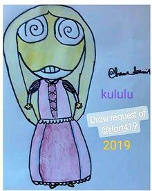 2019 Kululu as Rapunzel - cast