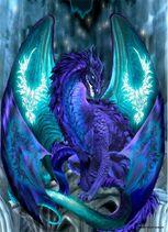 De tocht des doods doods draak
