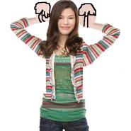 Carly caramelldansen