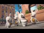 Squirrel Scout Rabbids
