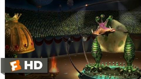 That's a Big Chicken! - Jimmy Neutron Boy Genius (7 10) Movie CLIP (2001) HD