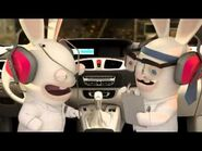 Car Tester Rabbids